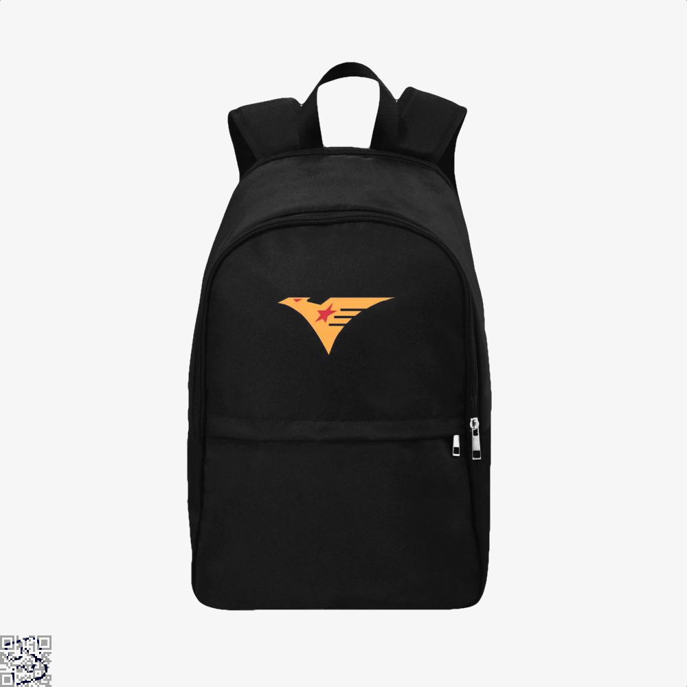 Titans Are My Trigger Gundam Backpack - Black / Adult - Productgenjpg