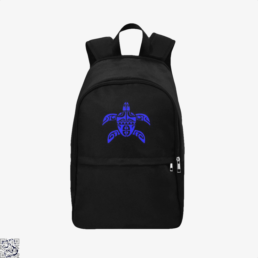 Tribal Seas Sea Turtles Backpack - Black / Adult - Productgenjpg