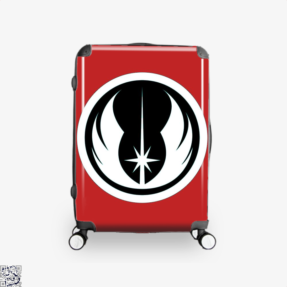 Tsf Logo Star Wars Suitcase - Red / 16 - Productgenjpg