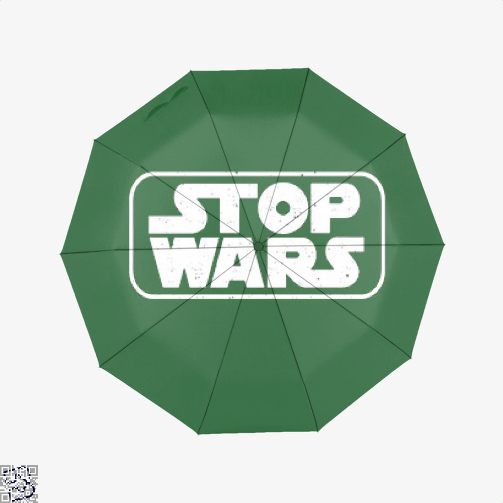 Stop Wars, Philadelphia Football Fans Classic Umbrella