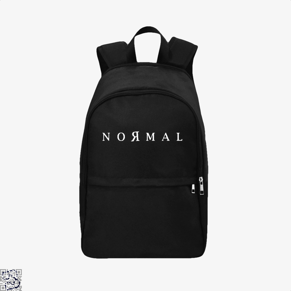 Normal, Anti-establishment Basic Daypack