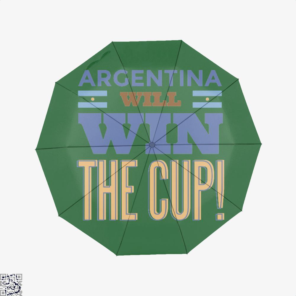 Argentina Will Win The Cup, Fifa World Cup Classic Umbrella