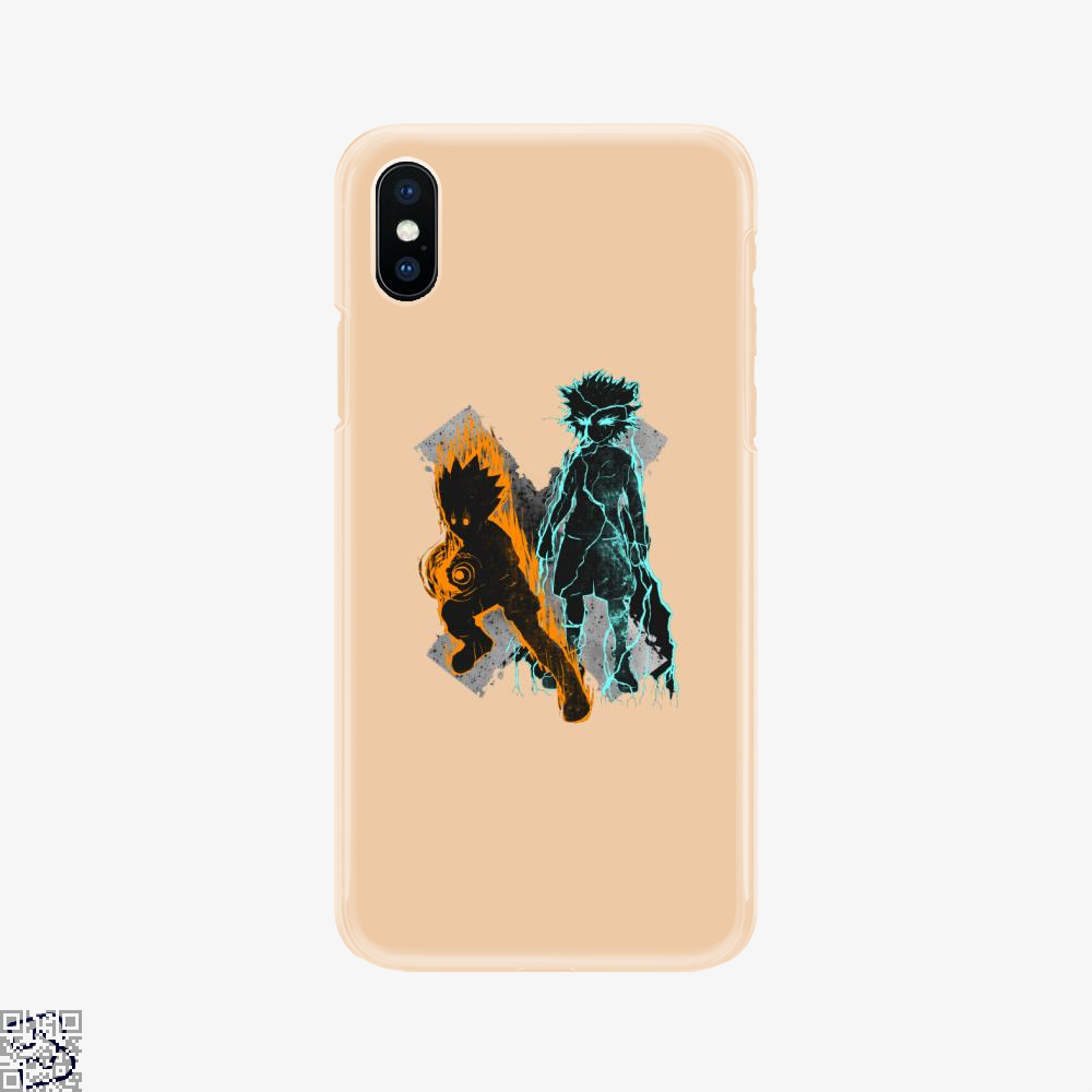 Ready To Fight, Hunter X Hunter Phone Case