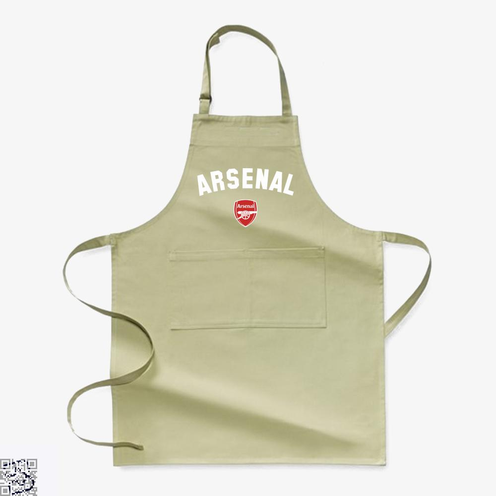Arsenal The Gunners, Arsenal Fc Apron