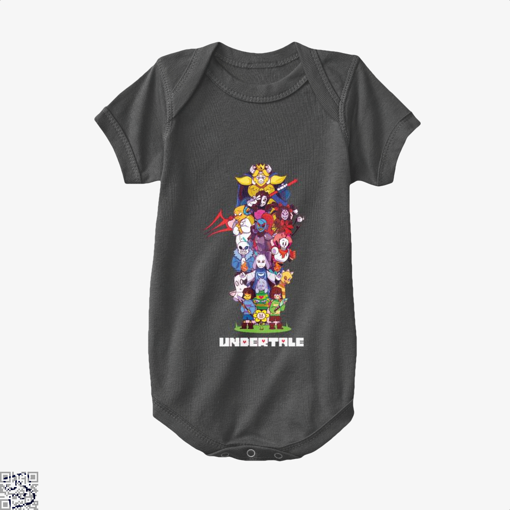 All The Undertale, Undertale Baby Onesie