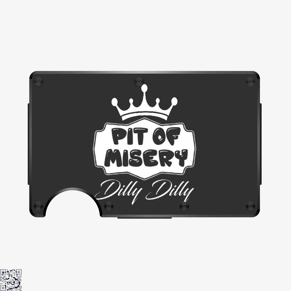 Dilly Dilly Pit Of Mistery, Dilly Dilly Aluminum Wallet