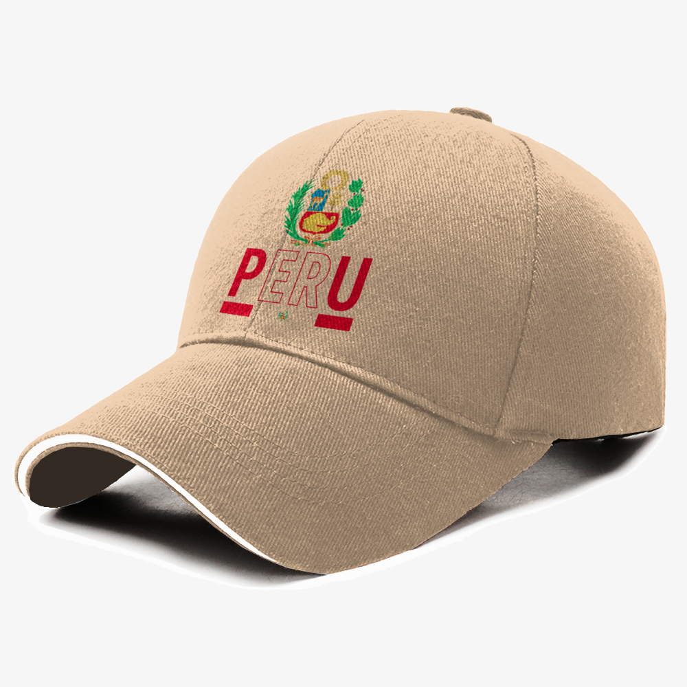 Peru To The World Cup, Fifa World Cup Baseball Cap