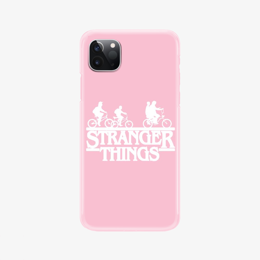 Bikes For Black, Stranger Things Phone Case