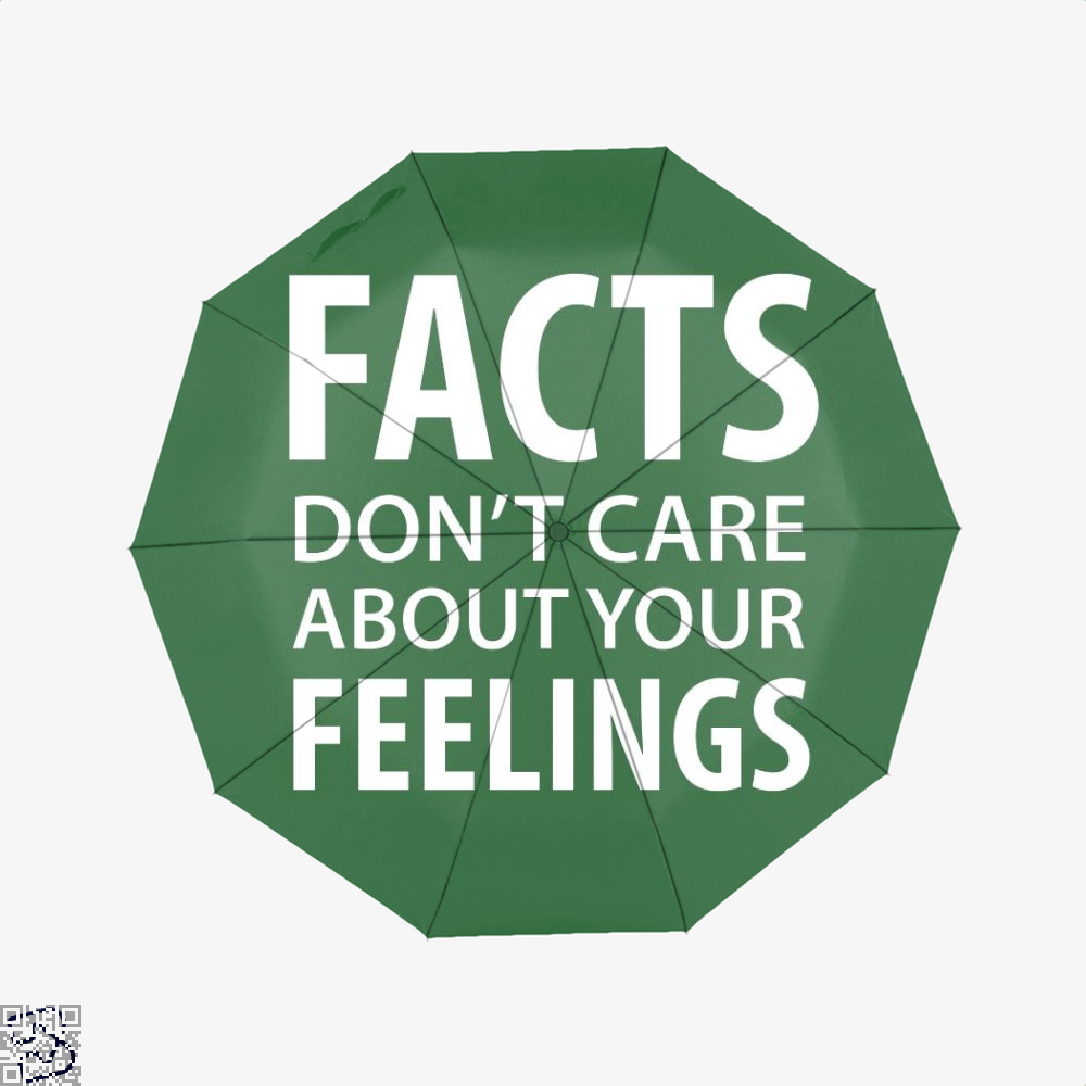 Facts Feelings, Conservative Classic Umbrella