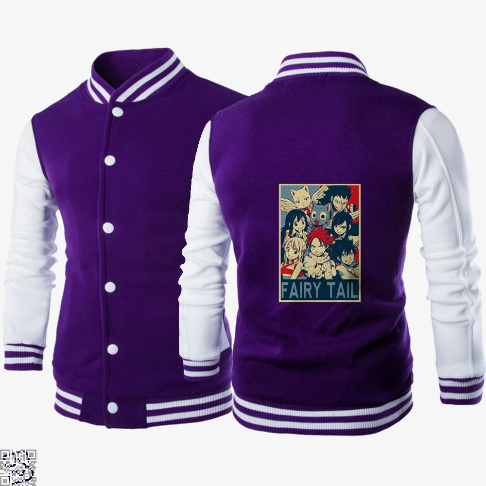 Fairy Tail, Fairy Tail Letterman Jacket