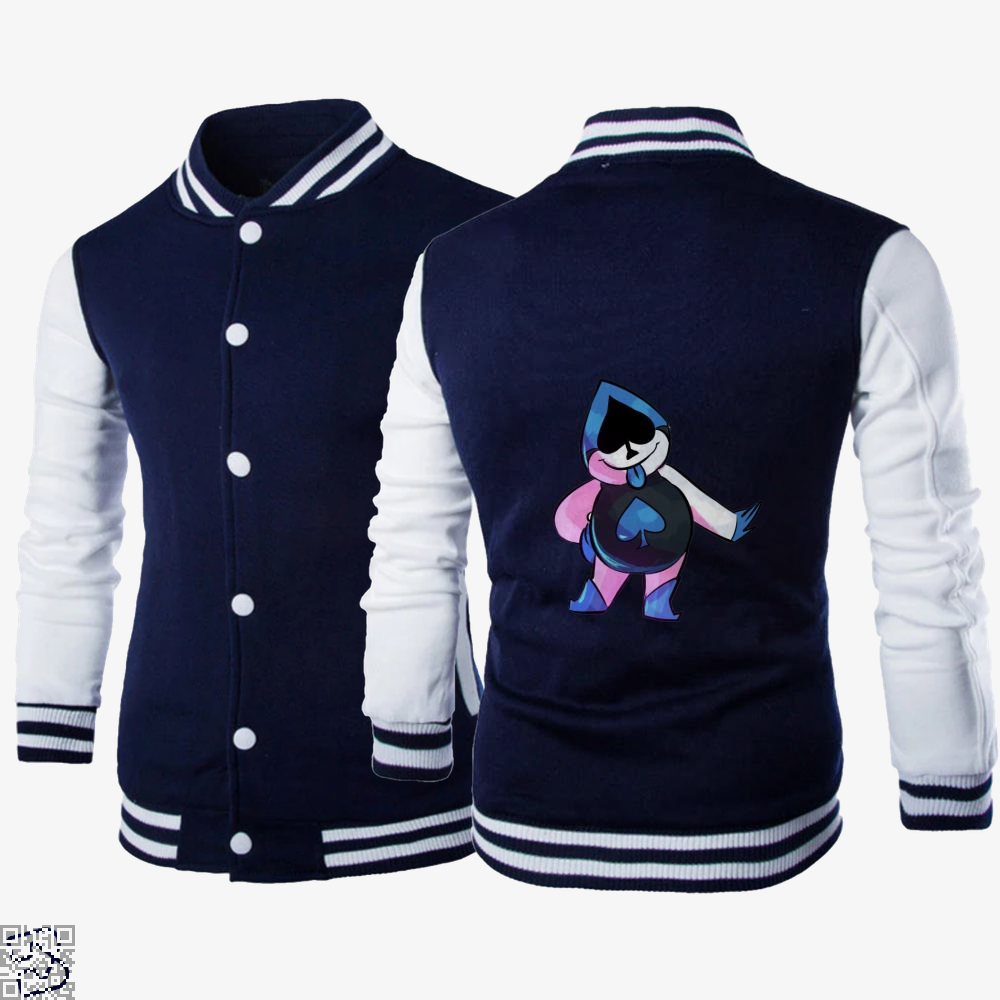 Lancer, Deltarune Letterman Jacket