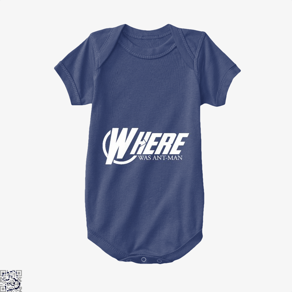Where Was Ant-man, Ant Man Baby Onesie