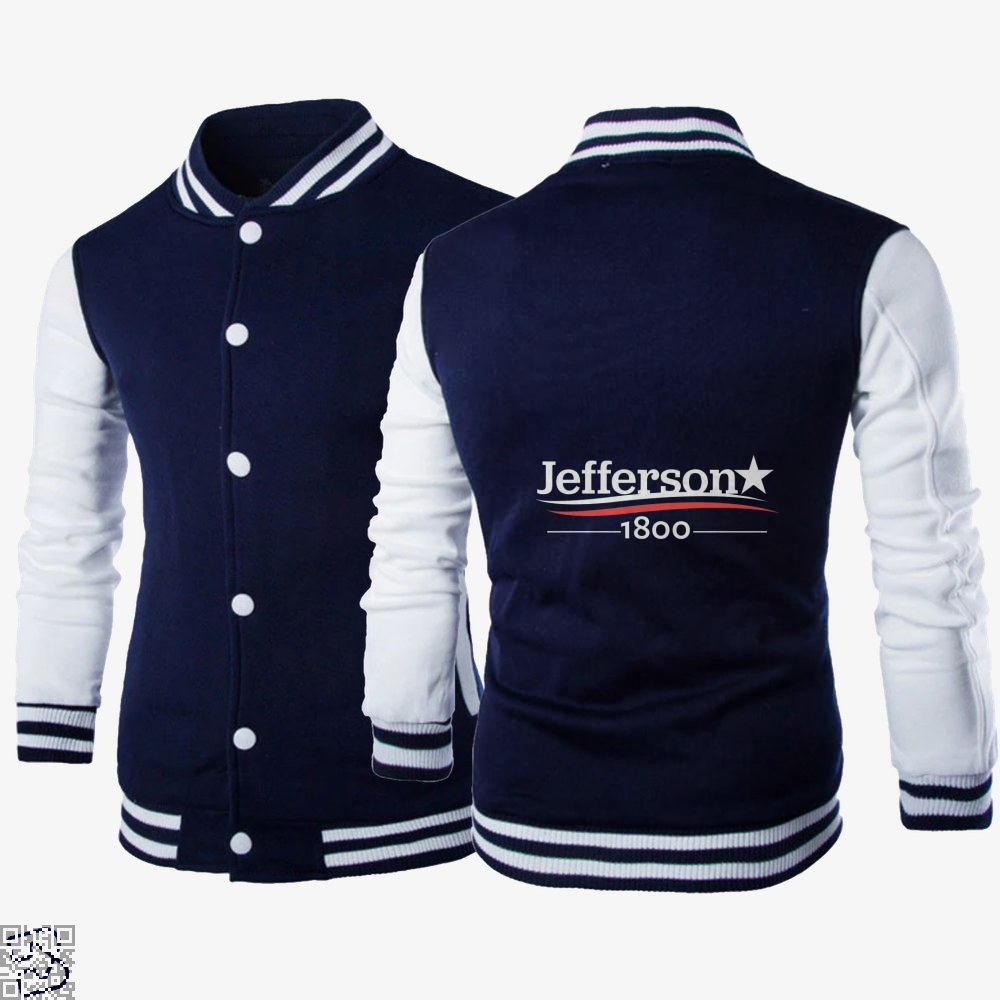 Hamilton Musical Thomas Jefferson 1800 Burr Election Of 1800, Alexander Zverev Letterman Jacket