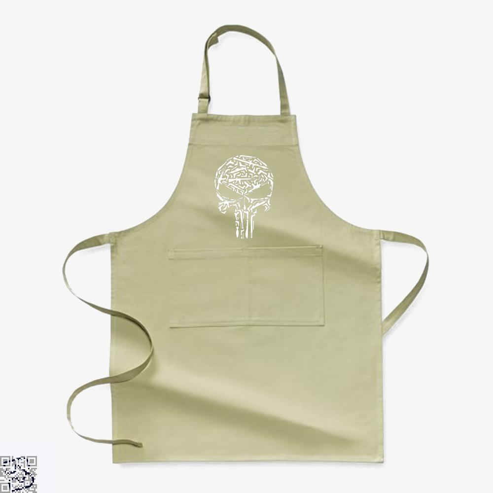 Punisher Skull, Punisher Apron
