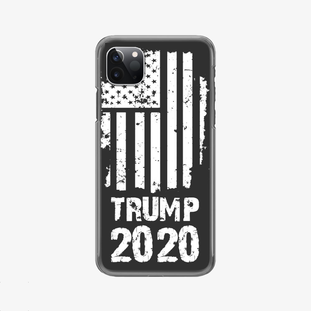 Trump 2020 American Flag, Trump Phone Case