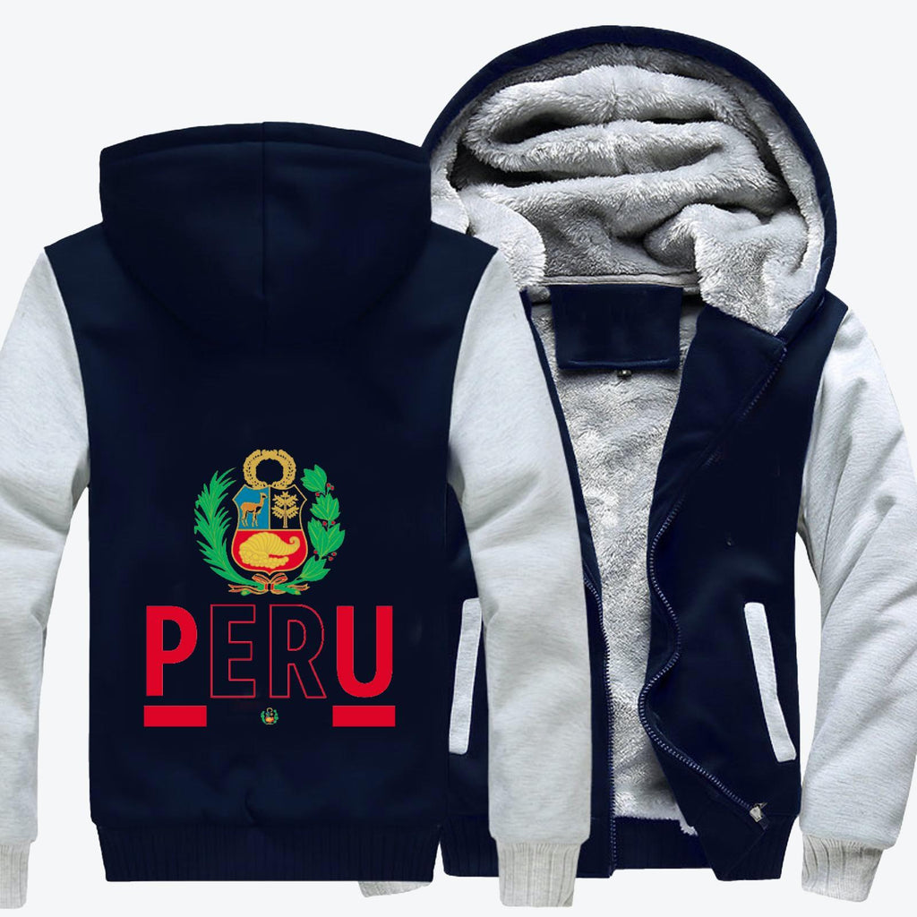 Peru To The World Cup, Fifa World Cup Fleece Jacket