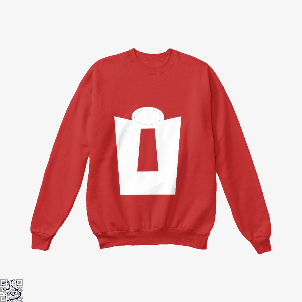 Vintage Incredible Hero Incredibles Crew Neck Sweatshirt - Red / X-Small - Productgenapi