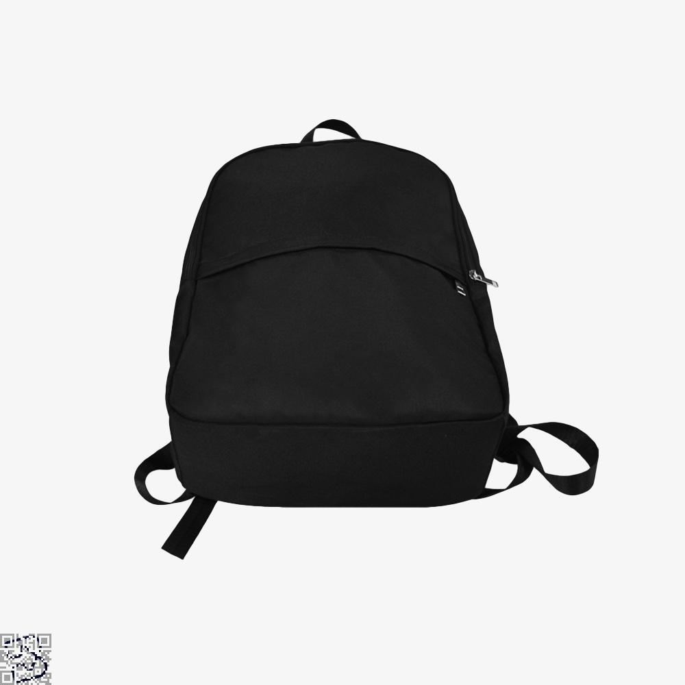 Visit Israel Deadpan Backpack - Productgenjpg