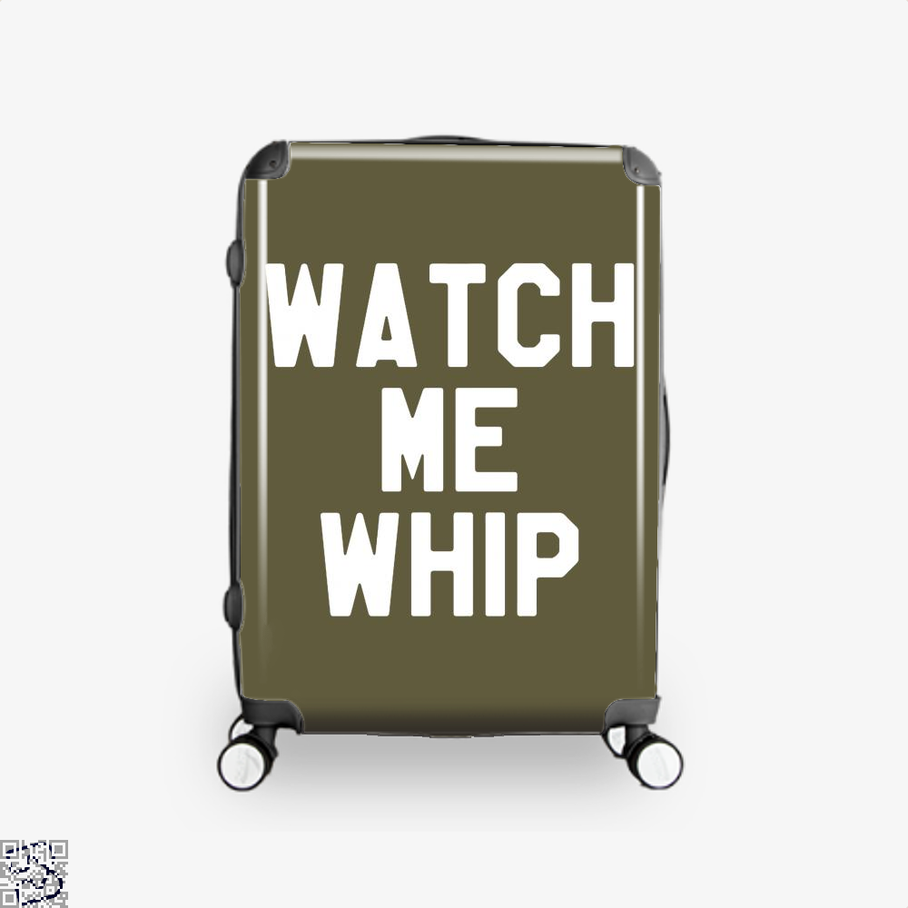 Watch Me Whip Chefs Suitcase - Brown / 16 - Productgenapi