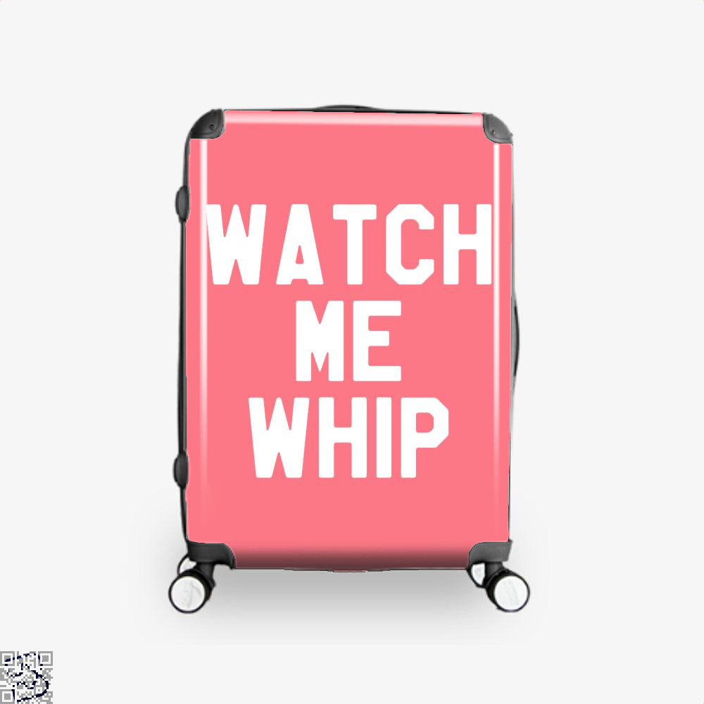 Watch Me Whip Chefs Suitcase - Pink / 16 - Productgenapi