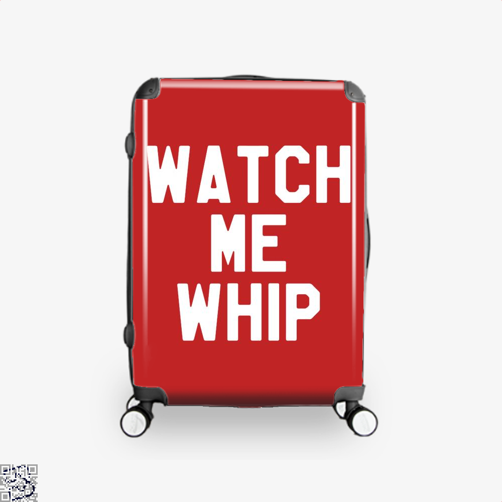 Watch Me Whip Chefs Suitcase - Red / 16 - Productgenapi