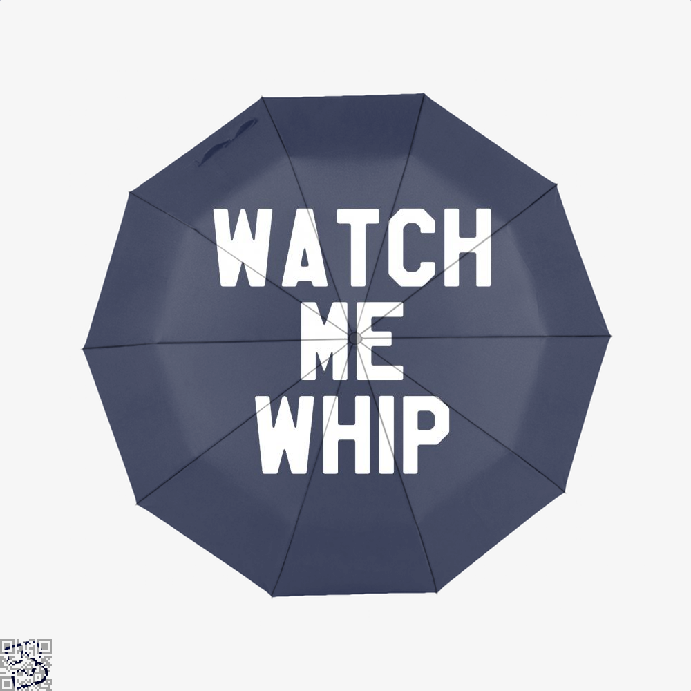 Watch Me Whip Chefs Umbrella - Blue - Productgenapi