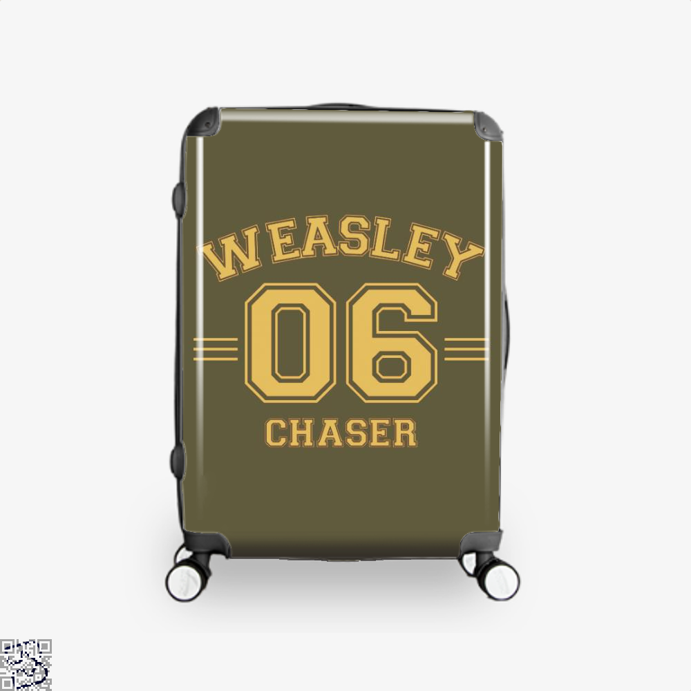 Weasley 6 Harry Potter Suitcase - Brown / 16 - Productgenjpg
