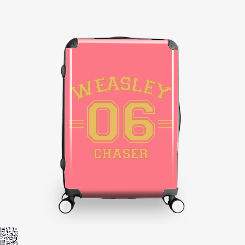 Weasley 6 Harry Potter Suitcase - Pink / 16 - Productgenjpg