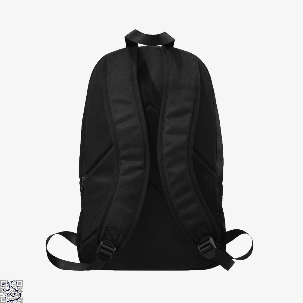 White Dryblend Droll Backpack - Productgenjpg