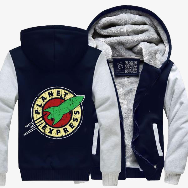 Planet Express Jacket Bapup Store Own Your Passion 174