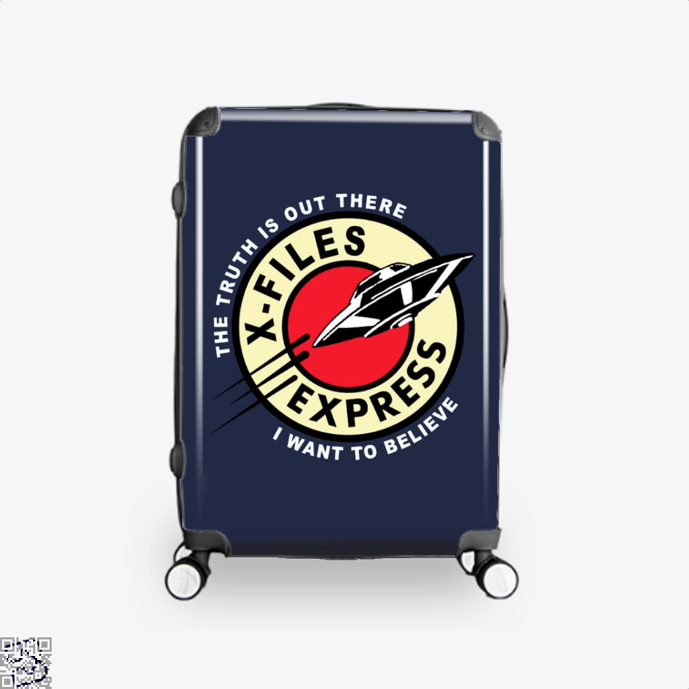 X Files Express Lord Of The Rings Suitcase - Blue / 16 - Productgenapi