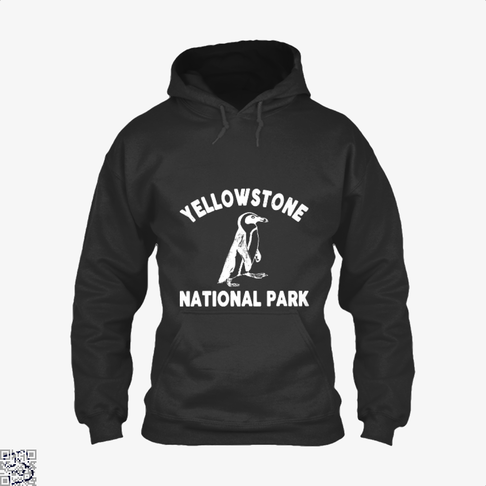 Yellowstone National Park Burlesque Hoodie - Black / X-Small - Productgenjpg