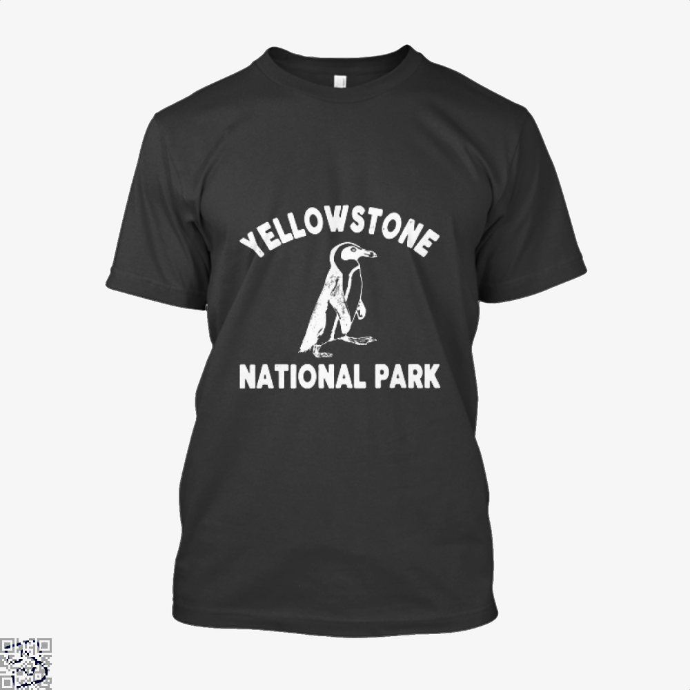 Yellowstone National Park Burlesque Shirt - Men / Black / X-Small - Productgenjpg