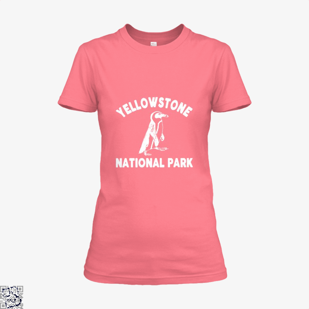 Yellowstone National Park Burlesque Shirt - Women / Pink / X-Small - Productgenjpg