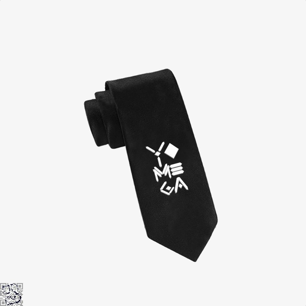 Yo.mega Basic Cavs Tie - Black - Productgenapi