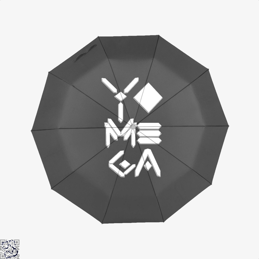 Yo.mega Basic Cavs Umbrella - Black - Productgenapi