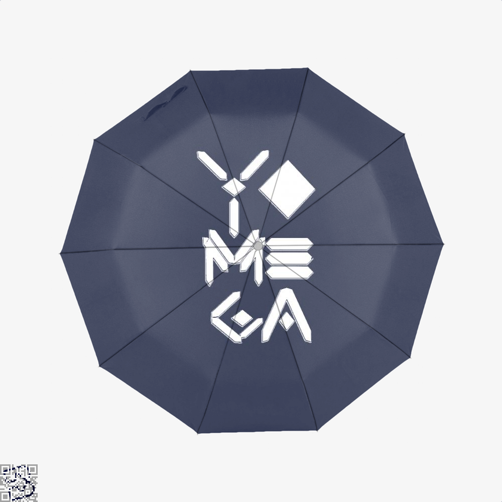 Yo.mega Basic Cavs Umbrella - Blue - Productgenapi