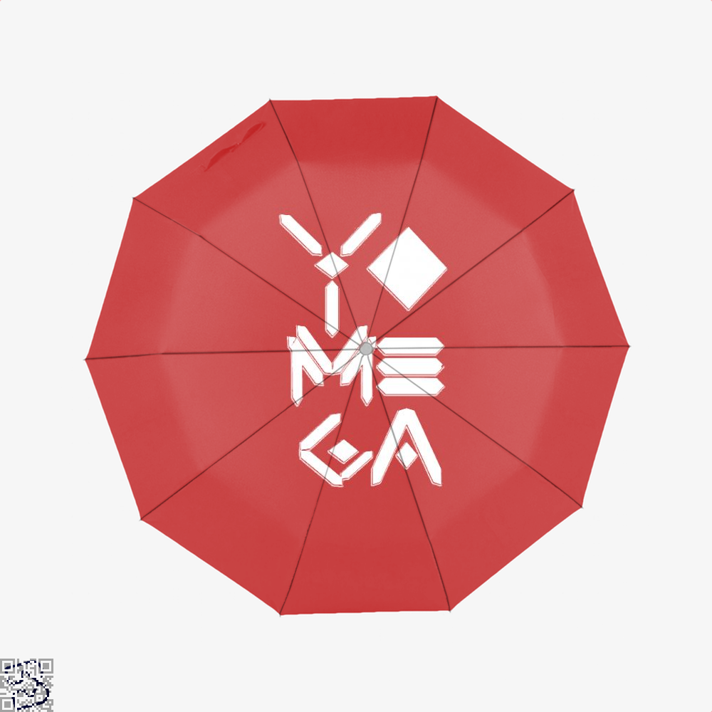 Yo.mega Basic Cavs Umbrella - Red - Productgenapi