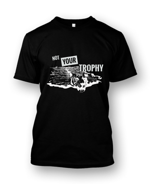 Not Your Trophy Tiger Tee