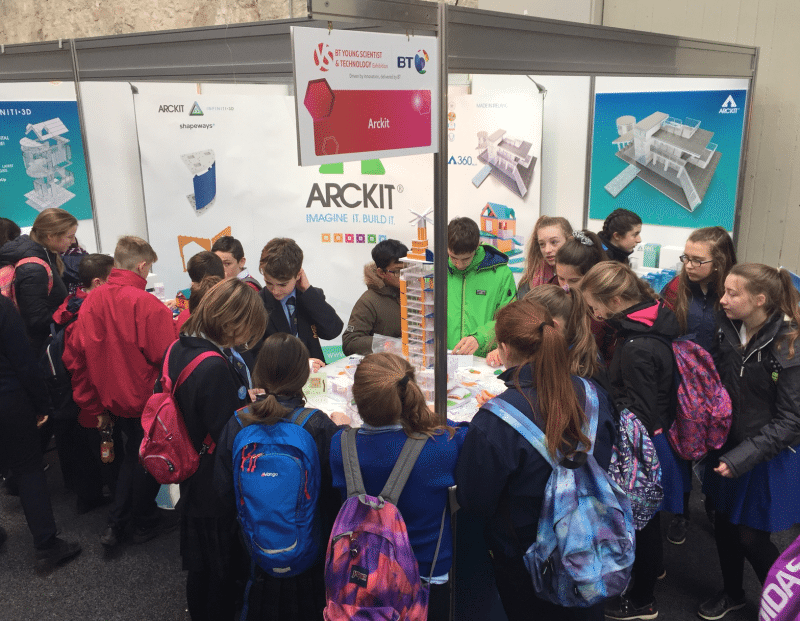 BT YOUNG SCIENTIST: WHAT A START TO 2017!