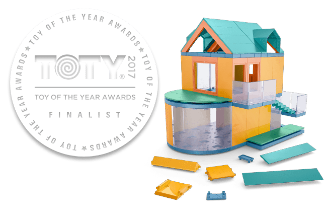 ARCKIT NAMED FINALISTS IN TOY OF THE YEAR AWARDS