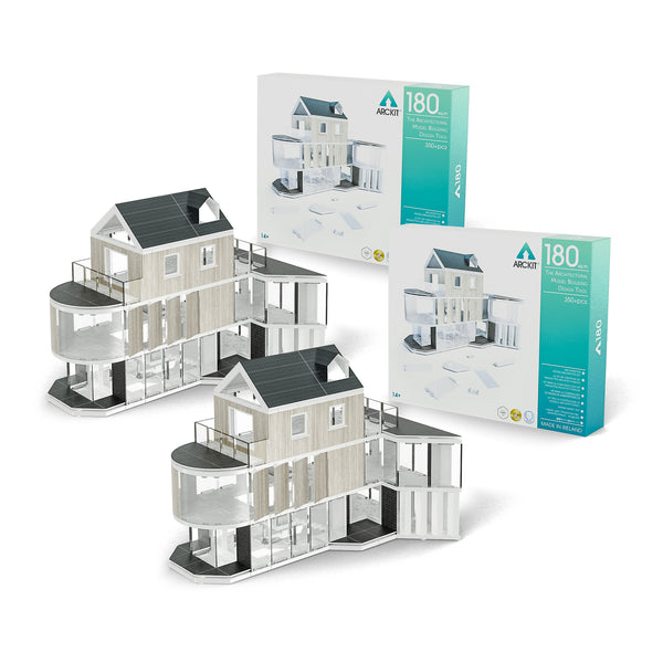 Bundle kit with 2 Arckit 180 scale model kits