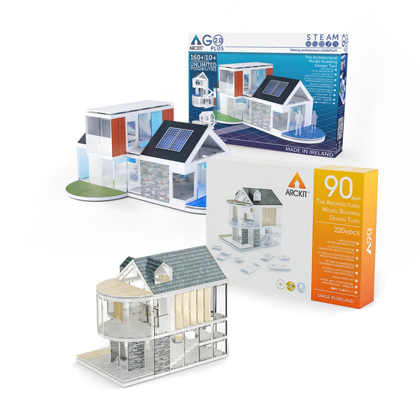 Bundle kit with a Go Plus and A90 scale model kit