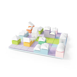 Little Architect Kids Model City Architect Building Kit