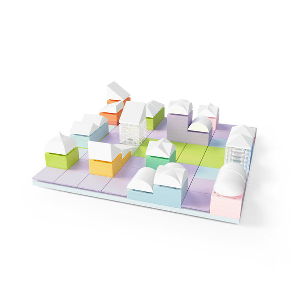 LITTLE Architect, 130 piece Architectural Model Kit