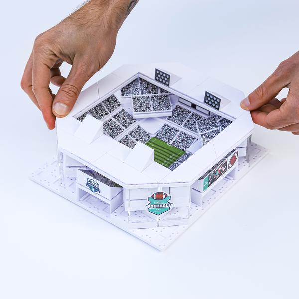 Bundle kit with 2 x V1 Stadiums scale model kits