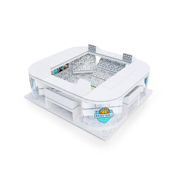 Bundle kit with  2 X V2 Stadiums scale model kits
