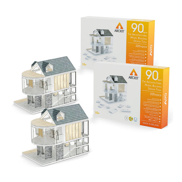 Bundle kit with 2 Arckit 90 scale model kits