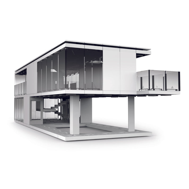620 piece Architectural Model Kit - Arckit 240