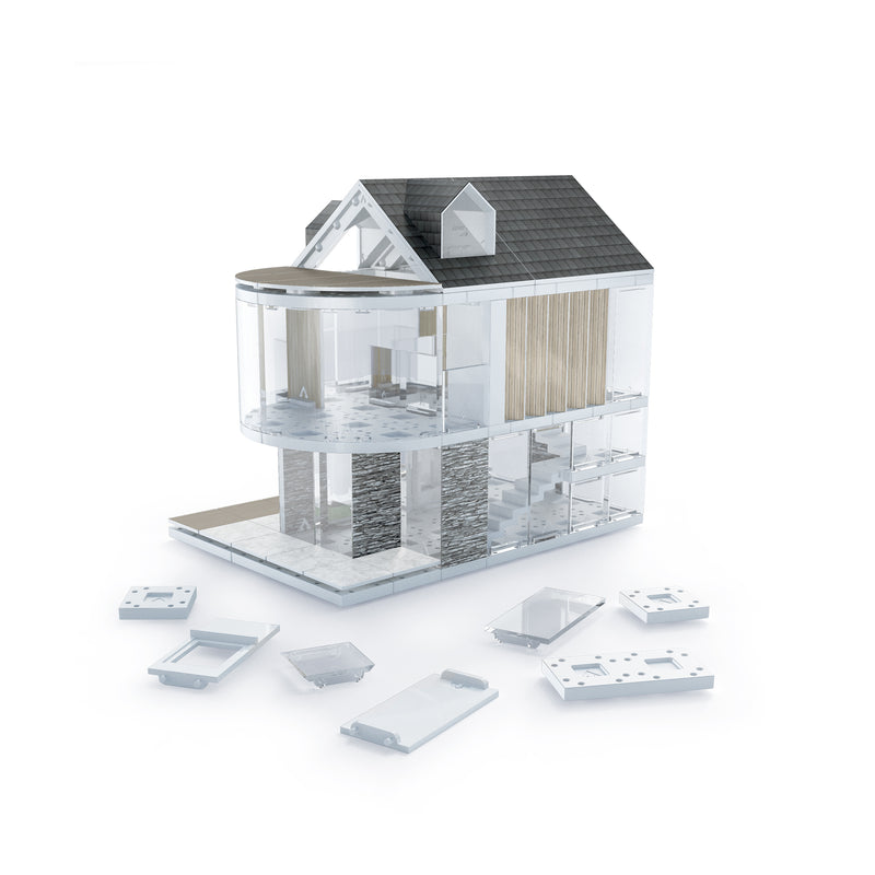 A90 Architectural Scale Model Building Kit